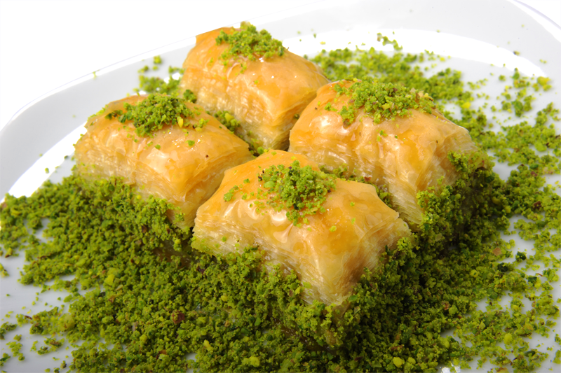 baklava simple baklava almond baklava pistachio baklava walnut and ...